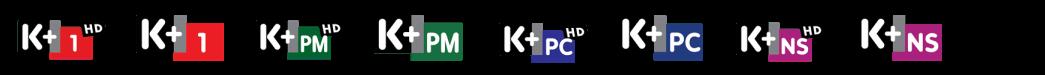 Gói các kênh K+HD độc quyền Truyền Hình K+