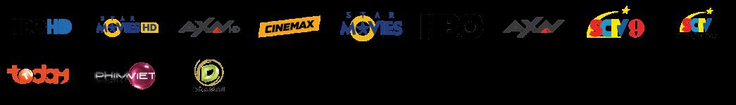 Gói kênh Phim truyện Truyền Hình K+