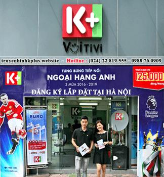 Quảng cáo truyền hình K+